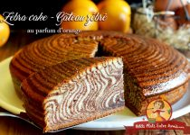 Zebra cake – Gâteau zébré