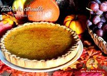 Recette américaine de la tarte à la citrouille – Pumpkin pie