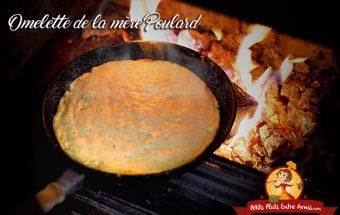 Plat principal petits plats entre amis - Recette omelette mere poulard ...