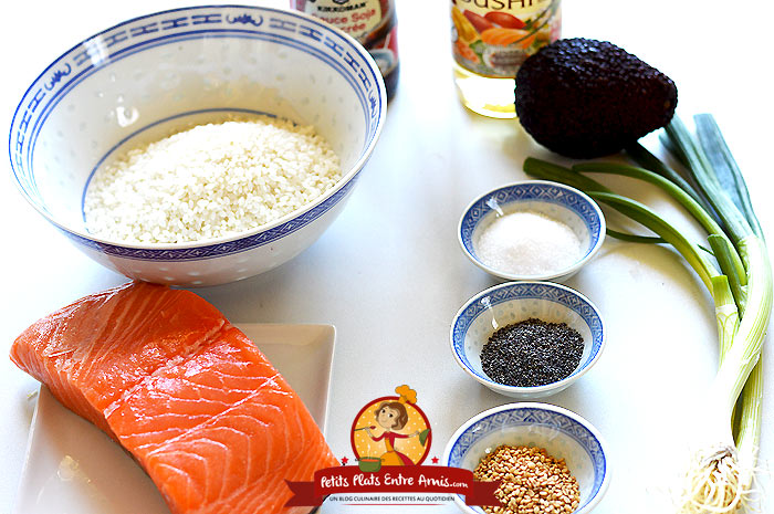 Chirashi De Saumon Et Avocat Petits Plats Entre Amis