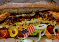 Black Friday sandwich (trilogie de Thanksgiving)