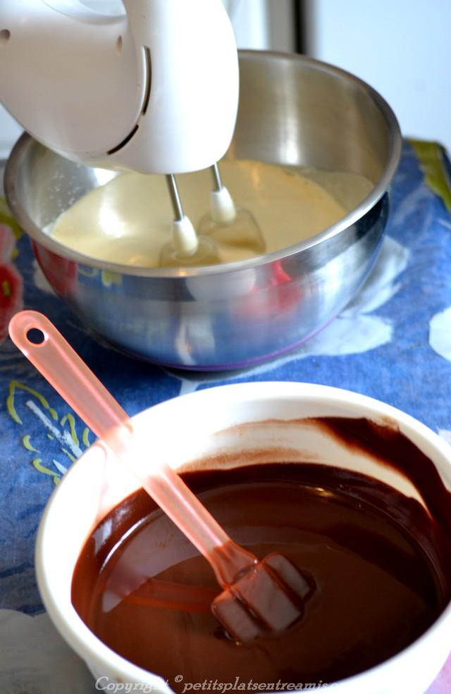 pâte à brownies