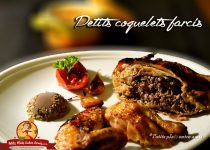 Petits coquelets farcis