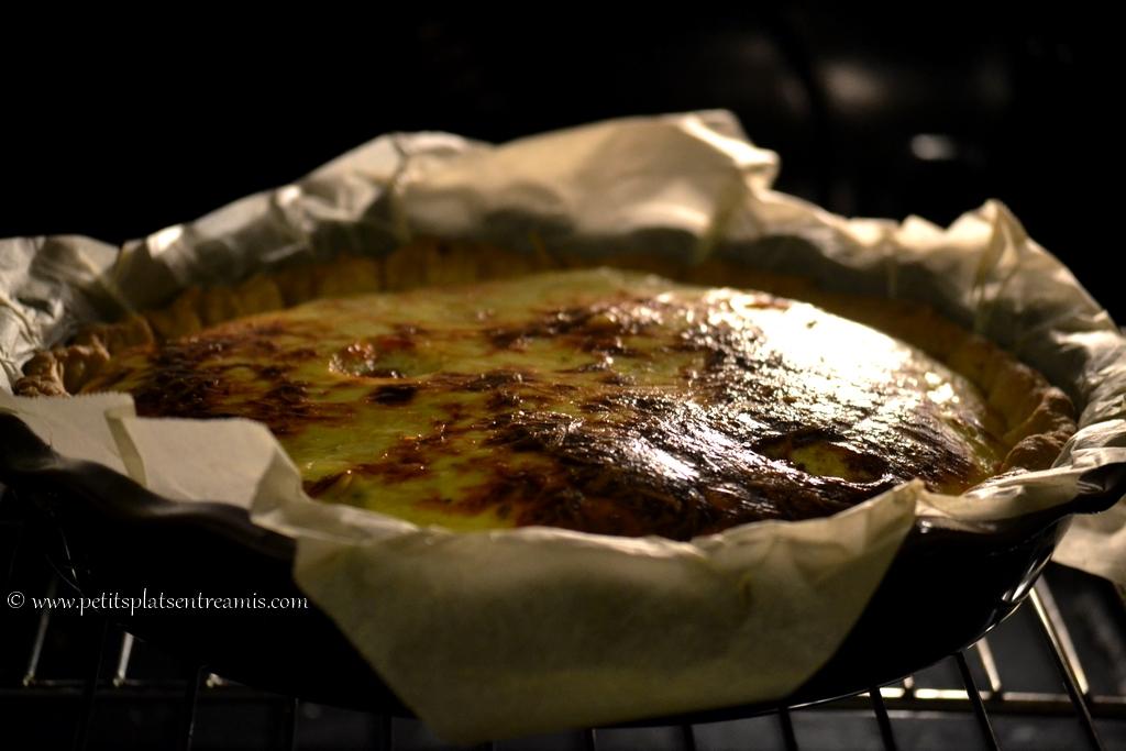 tarte au thon au four