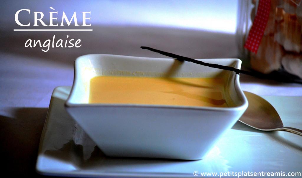 Crème anglaise