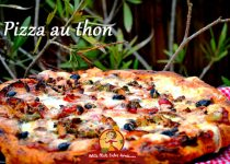 Pizza au thon