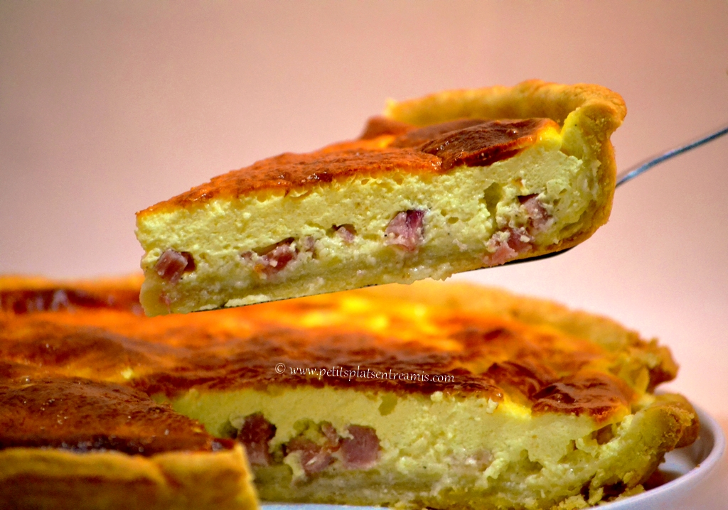 belle part de quiche