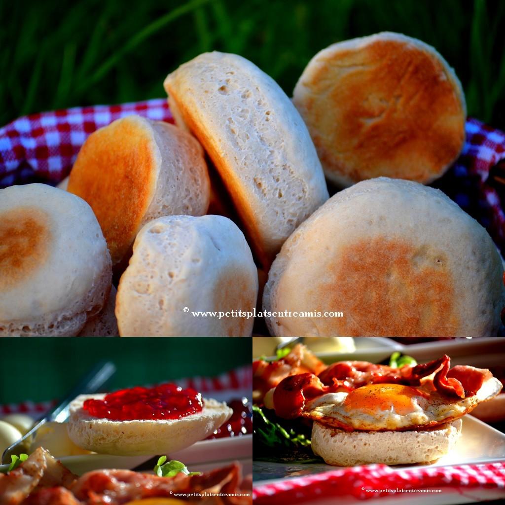 déclinaisons muffins anglais