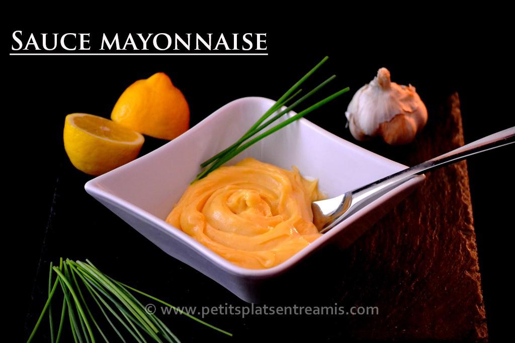 mayonnaise sur ardoise