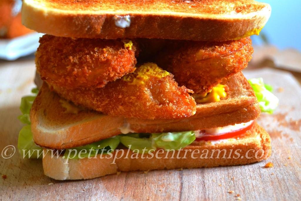 sandwich Melrose prêt à servir