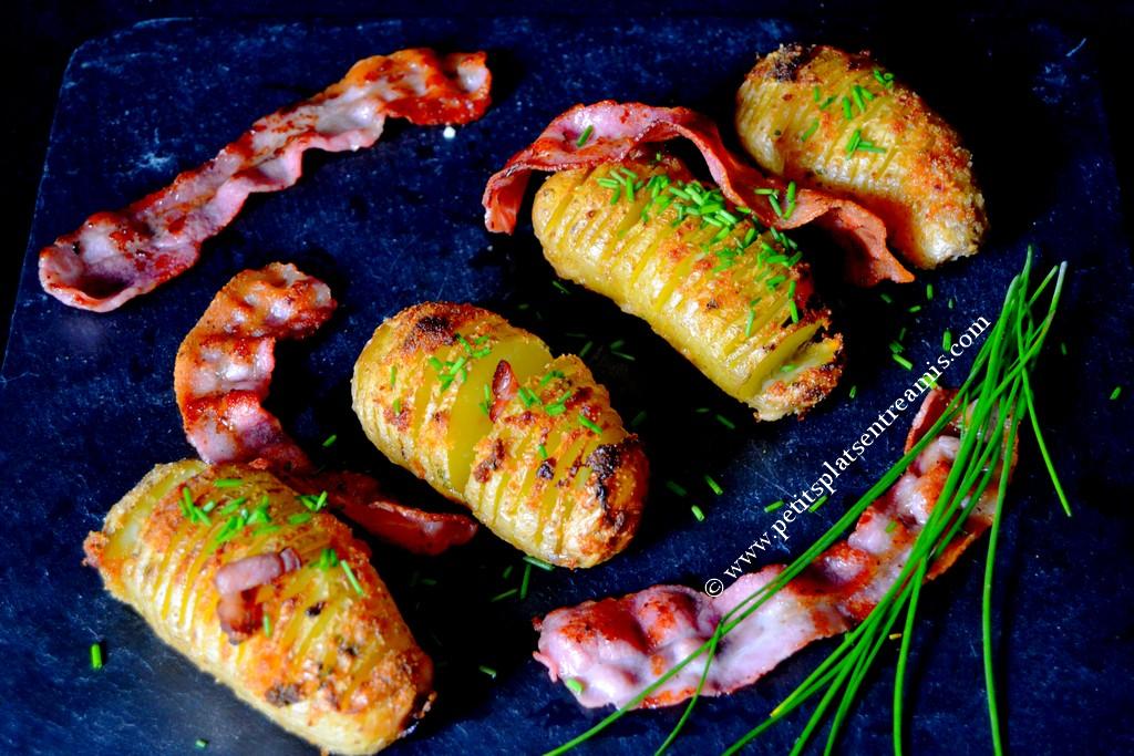 assiette de pommes de terre suédoises