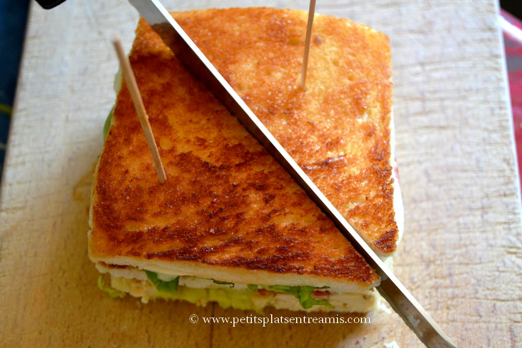 coupe du club sandwich