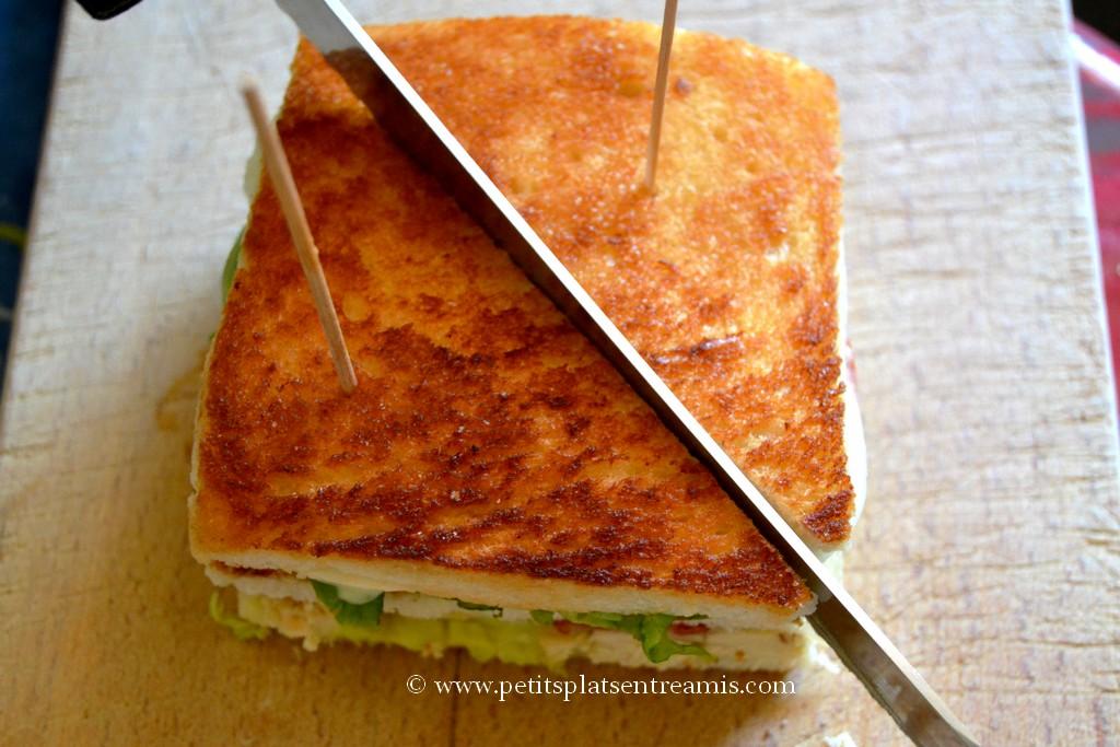 coupe du club sandwich