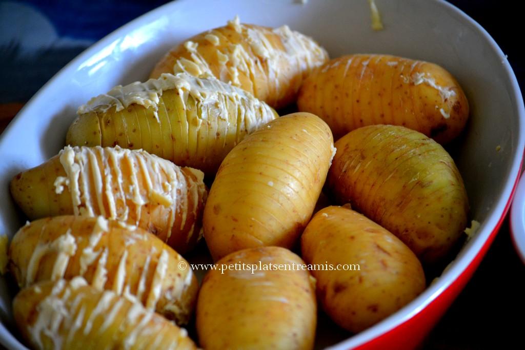 plat de pommes de terre suédoises