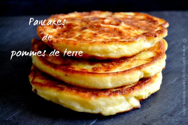 Pancakes de pommes de terre