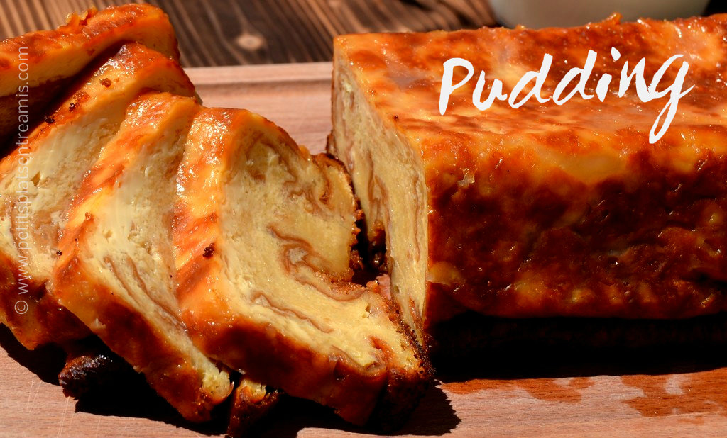 Recette du pudding