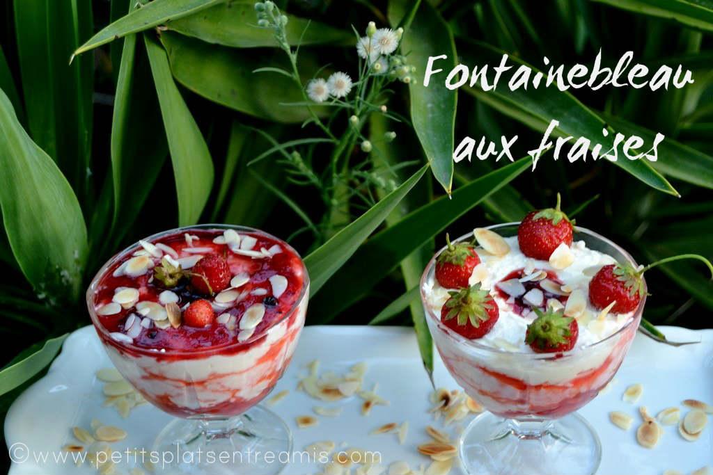 Fontainebleau aux fraises