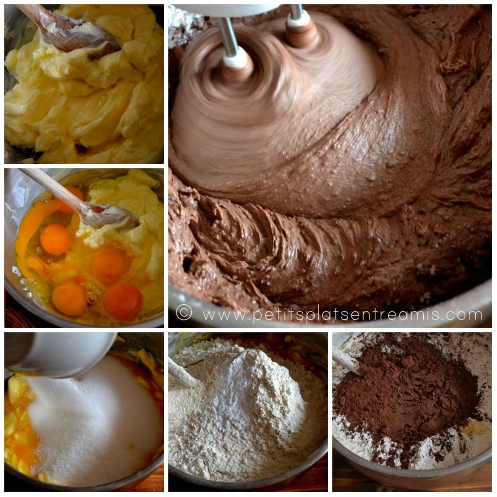 préparation pâte à cupcakes