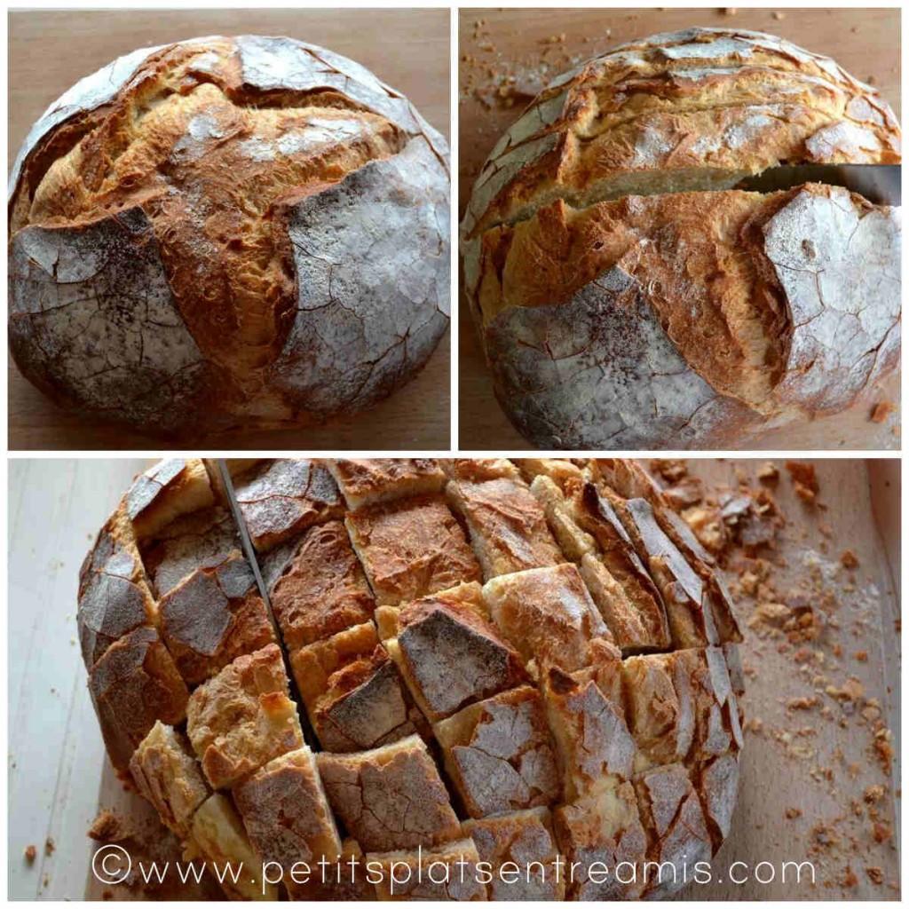 découpe du pain