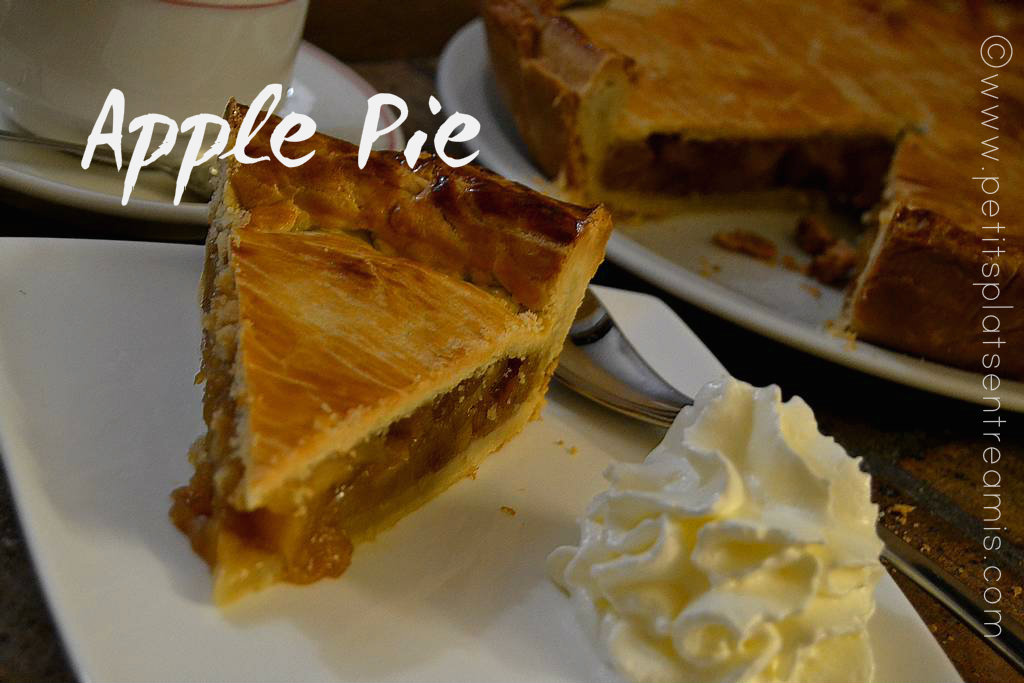 Apple Pie en part