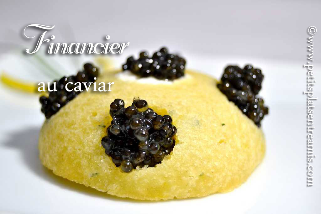 Financiers-au-caviar