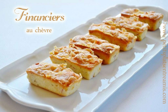 Financiers-au-chèvre
