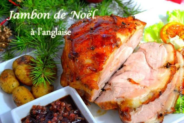 Jambon-de-Noël-à-l'anglaise