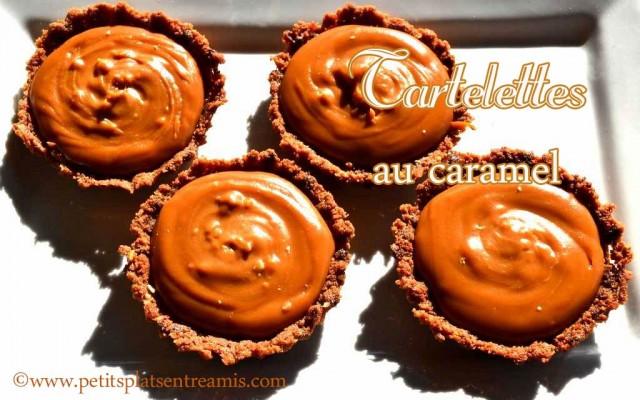Tartelettes-au-caramel