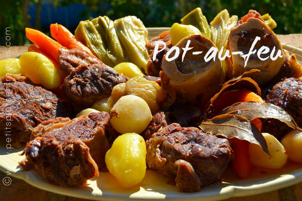 Pot-au-Feu Recipe — Dishmaps