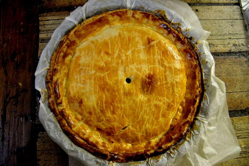 tarte apple pie