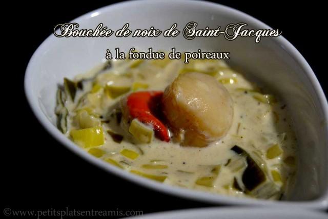 Bouchée-de-noix-de-Saint-Jacques-à-la-fondue-de-poireaux