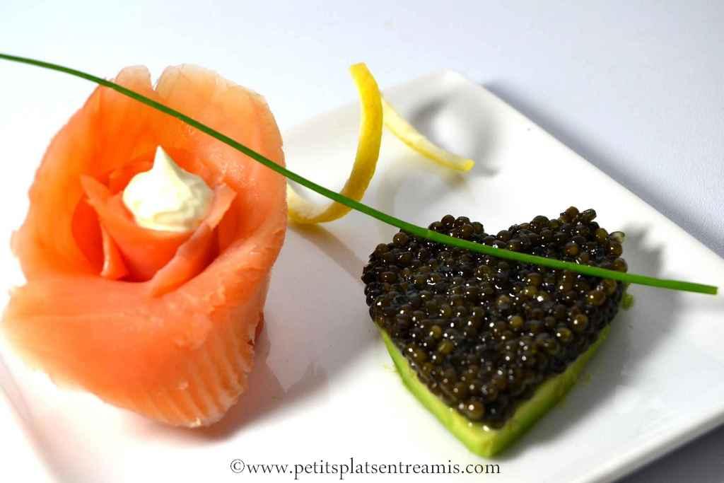 présentation coeur de Caviar