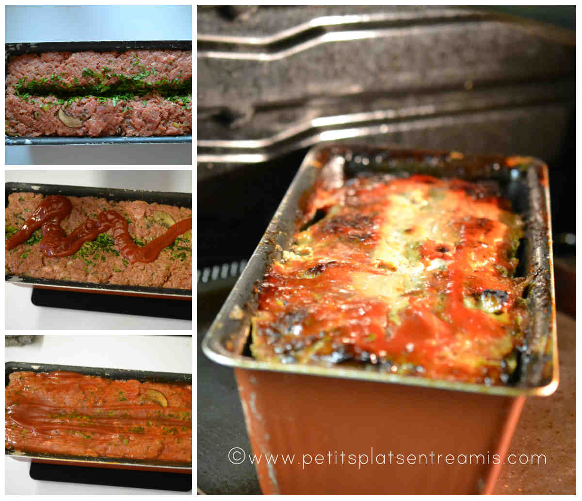 cuisson du meatloaf