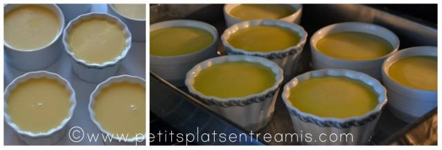 cuisson crème au citron