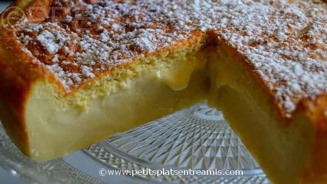 gâteau magique à la une