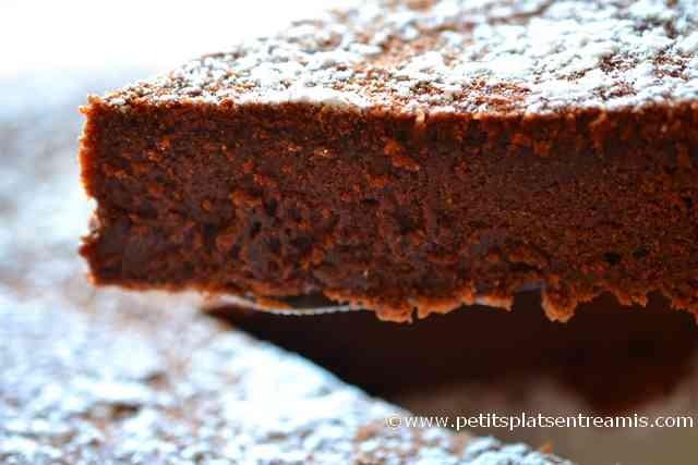 gâteau reine de saba à la une