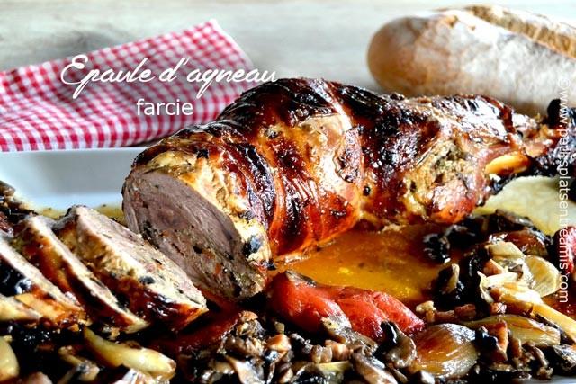 recette-de-l'épaule-d'agneau-farcie