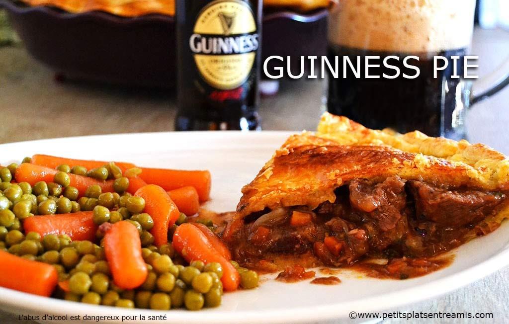 Guinness pie