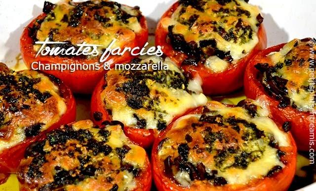 recette-des-tomates-farcies-aux-champignons-et-mozzarella