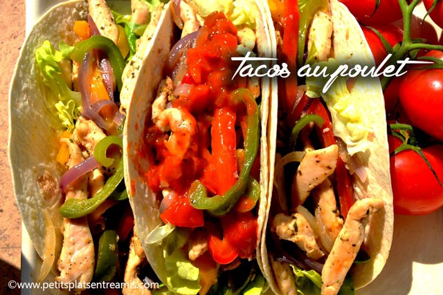 tacos-au-poulet-recette