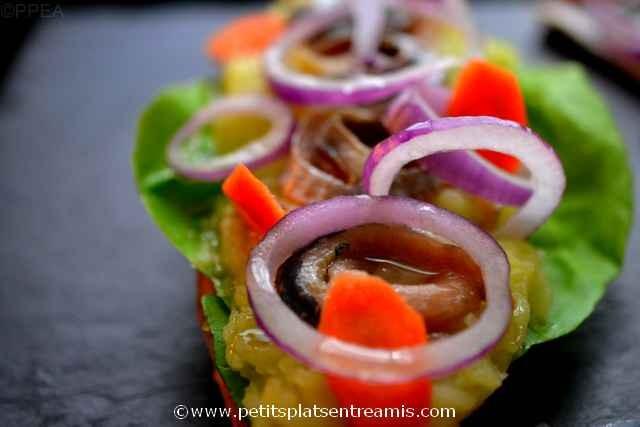 tartine-de-harengs-pommes-à-l'huile à la une