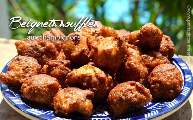 beignets-soufflés-aux-champignons