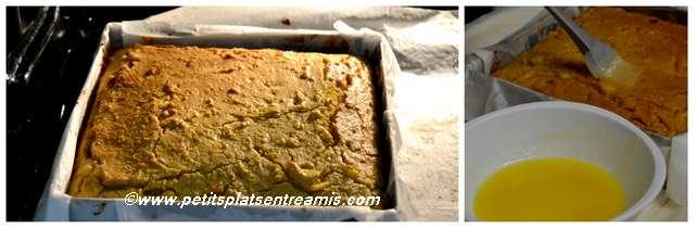 cuisson pain de mais