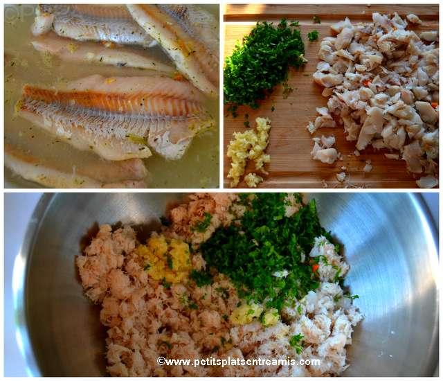cuisson poisson pour accras