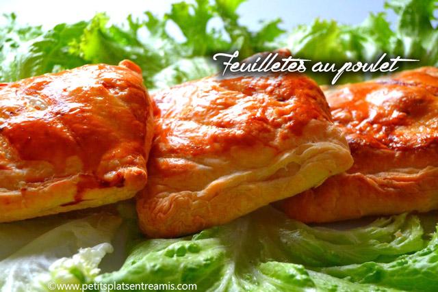 feuilletés-au-poulet