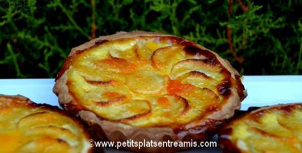 recette tartelettes-aux-pommes