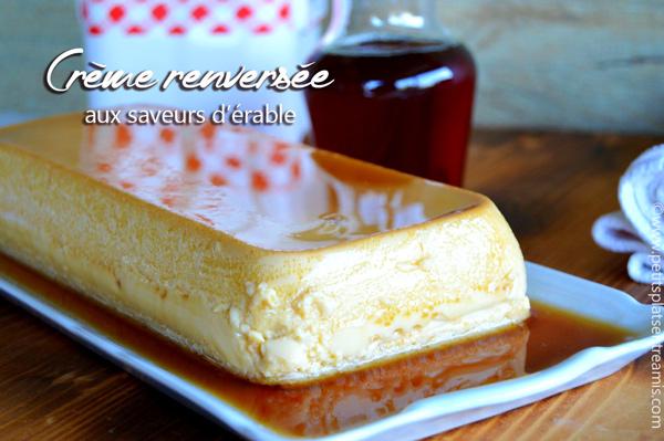crème-renversée-aux-saveurs-d'érable