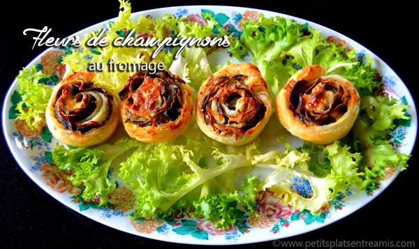 fleurs-de-champignons-au-fromage
