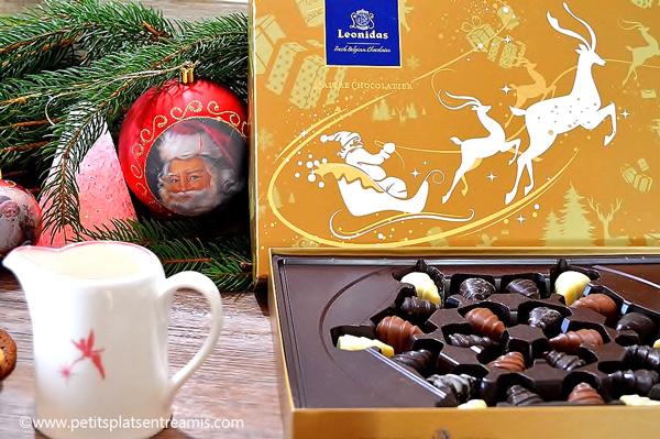 Chocolats-pralinés-Leonidas