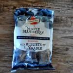 Bonbons aux bleuets et à l'érable